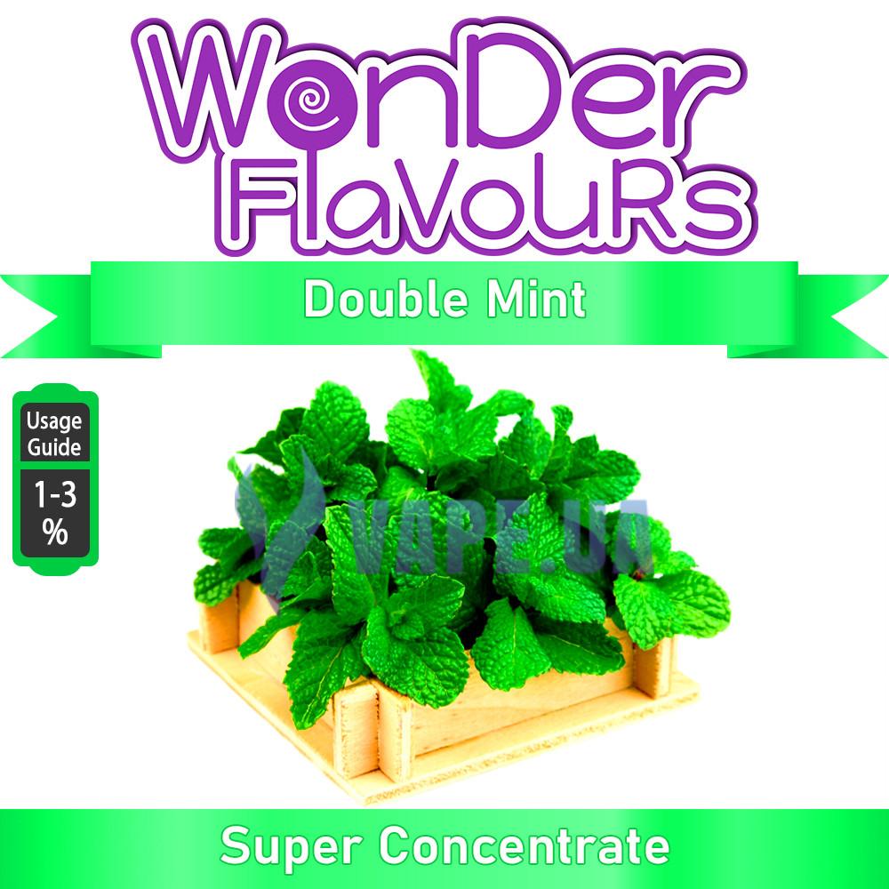 Wonder Flavours (SC) - Double Mint (Подвійна м'ята)