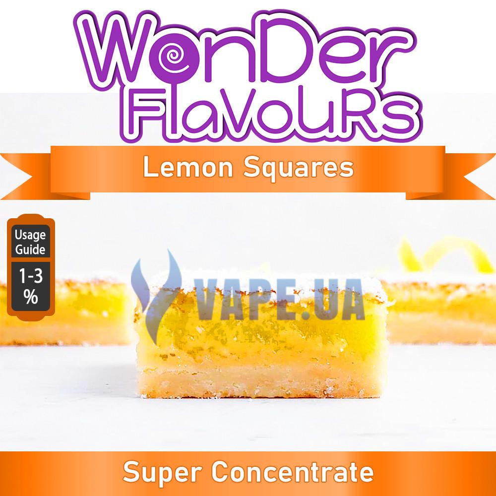 Wonder Flavours (SC) - Lemon Squares (Лимонные квадраты)