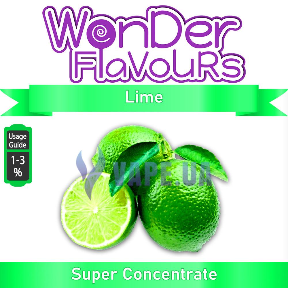 Wonder Flavours (SC) - Lime (Лайм)