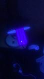 Лампа Ультрафиолетовая UVA 40w (14-17w) Ультрафиолет УФ 365 нм (300 ~ 400 нм), фото 5