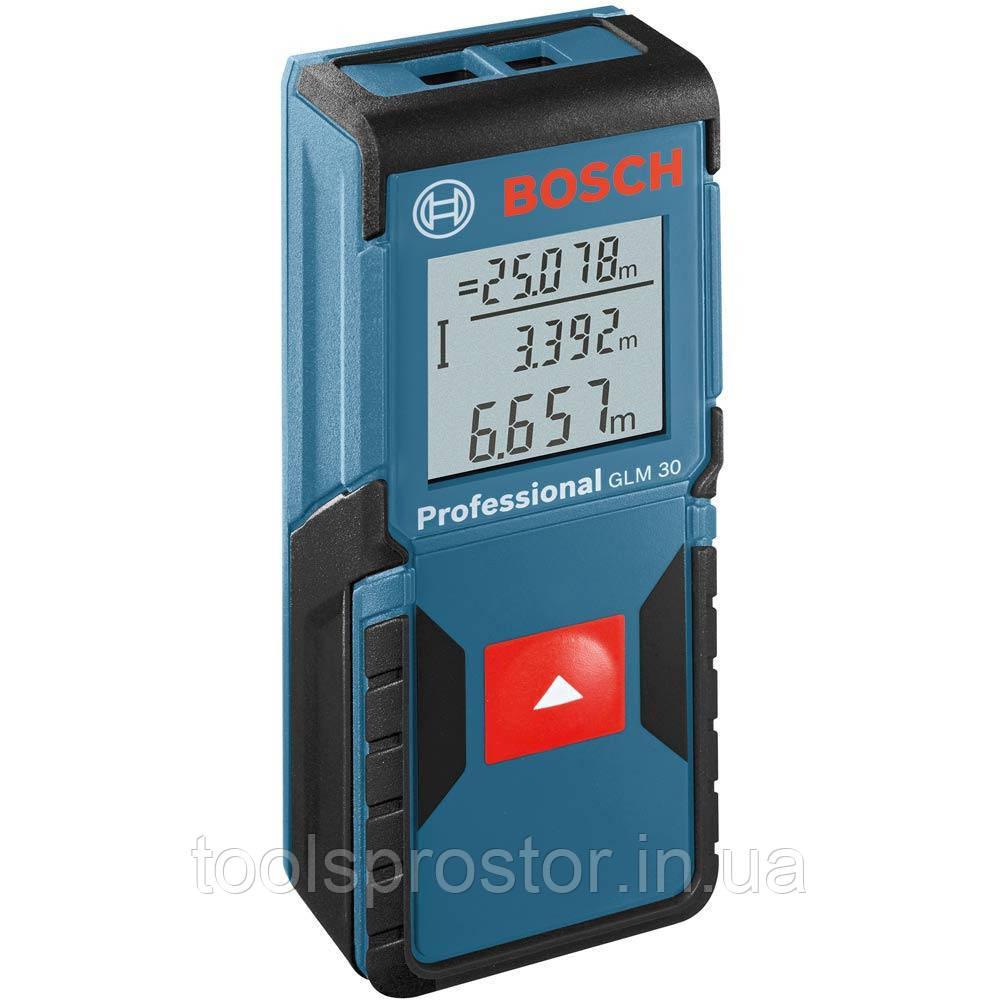 Дальномер лазерный Bosch GLM 30 : 30 м.   Оригинал