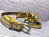 Ремінь Жін. 1(р) золото 1315-19 B Україна, фото 3