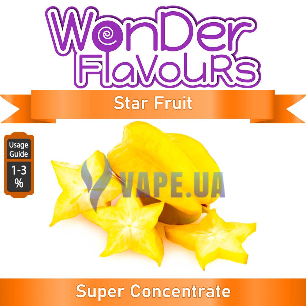 Wonder Flavours (SC) - Star Fruit (Карамболь)