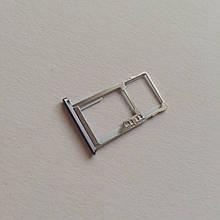Сім-лоток для Meizu M5s Grey