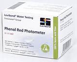 Таблетки Phenol Red для фотометра Lovibond Scuba II на определение уровня pH (10 блистеров), фото 2
