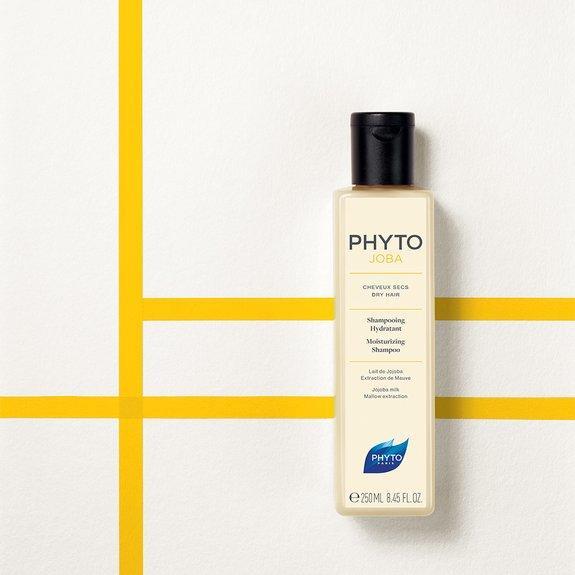 Фитожоба Увлажняющий шампунь для волос Phyto Phytojoba Intense Hydrating Shampoo, 250 мл
