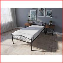 Кровать Элис Люкс / односпальная (Melbi), фото 2