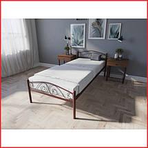 Кровать Элис Люкс / односпальная (Melbi), фото 3