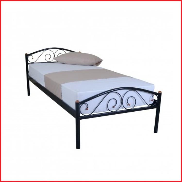 Кровать Элис Люкс / односпальная (Melbi)