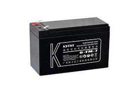 Аккумуляторная батарея KSTAR 12V 7AH (6-FM-7.5)