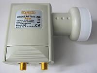 Конвертер SkyGate SG24 TWIN полнодиапазонный круговая поляризация