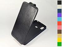 Откидной чехол из натуральной кожи для Xiaomi Mi Max 3