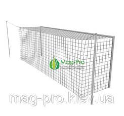 Ворота футбольные 7320х2440мм, фото 3