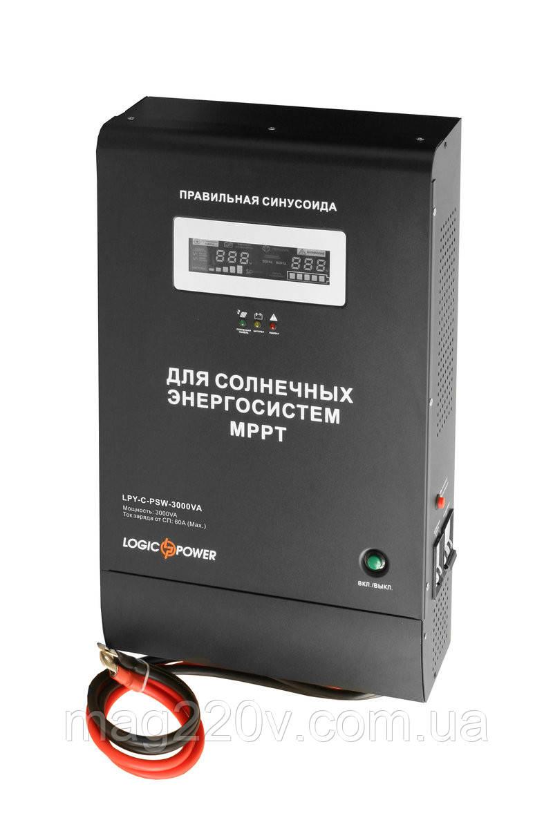 Источник бесперебойного питания LPY-C-PSW-3000VA