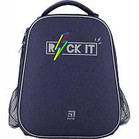 Рюкзак шкільний каркасний Kite Education Rock it K20-531M-2, фото 1