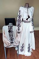 """Жіноче плаття і чоловіча вишиванка """"Одеська історія"""""""