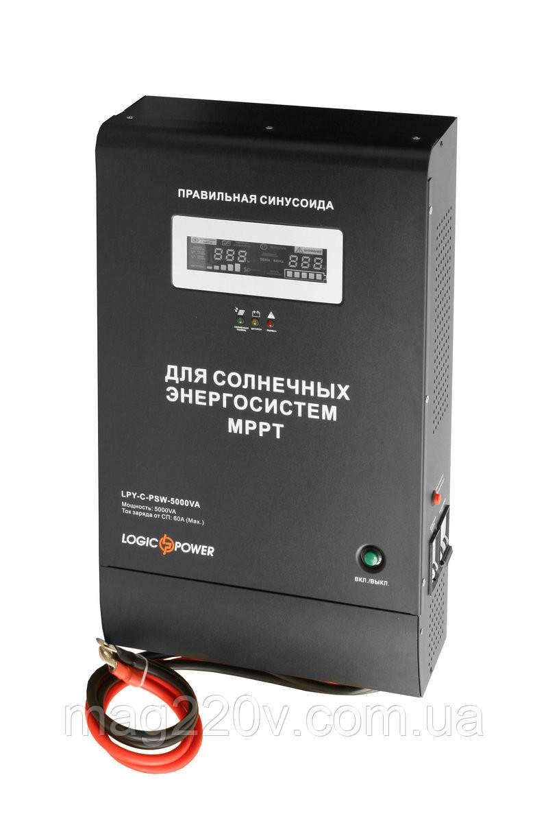 Источник бесперебойного питания LPY-C-PSW-5000VA