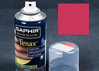 Аэрозольная краска для гладкой кожи Saphir Tenax Spray, 150 мл