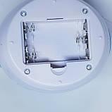 Музичні годинники Будильник з проектором зоряного неба 6 кольорів UKC 1038 ХІТ !, фото 4