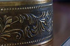 Лента декоративная, Бленда Оригинал 022 Антик на потолочный карниз КСМ 70 мм, усиленный потолочный карниз