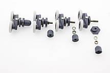 Ролики для душевой кабины оптом ( В-27 В ) цена за 10 штук, фото 3