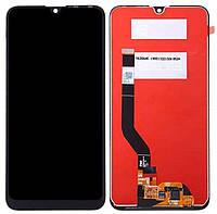 Дисплей с сенсорным экраном Huawei Y6 2019 BLACK