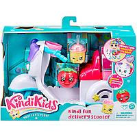 Игровой набор Kindi Kids Scooter Скутер