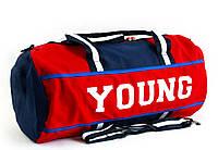 Спортивная сумка для тренировок в спорт зал Sport Young, фото 1