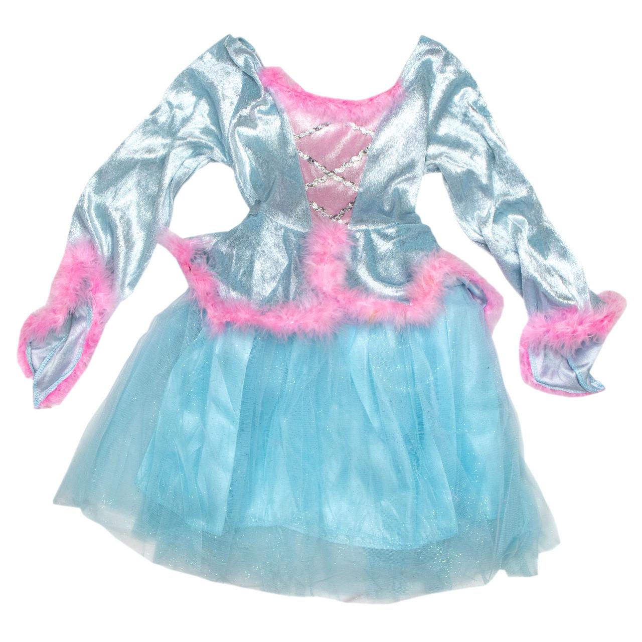 Карнавальный костюм для девочки, размер 115см, арт. 460427-2