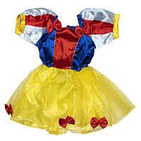 Карнавальный костюм Белоснежка 6 (6 лет-115см), арт. 460908-2, фото 1
