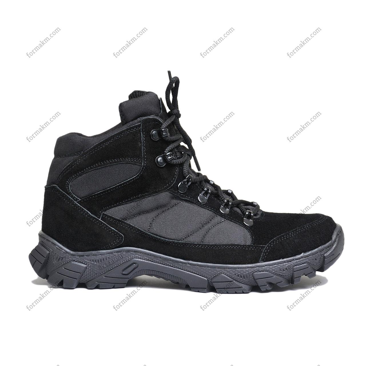 Тактические Ботинки Tornado Black