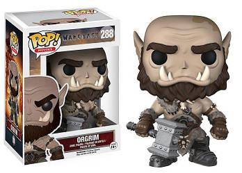 Фігурка Funko POP! Movies: Warcraft: Orgrim