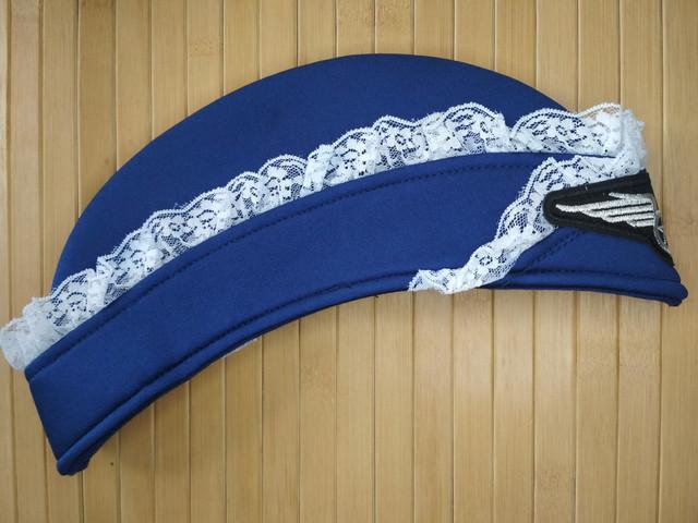 пилотка секс костюм  ажурная кепка, сексуальный комплект для взрослых, белье подчеркивающее