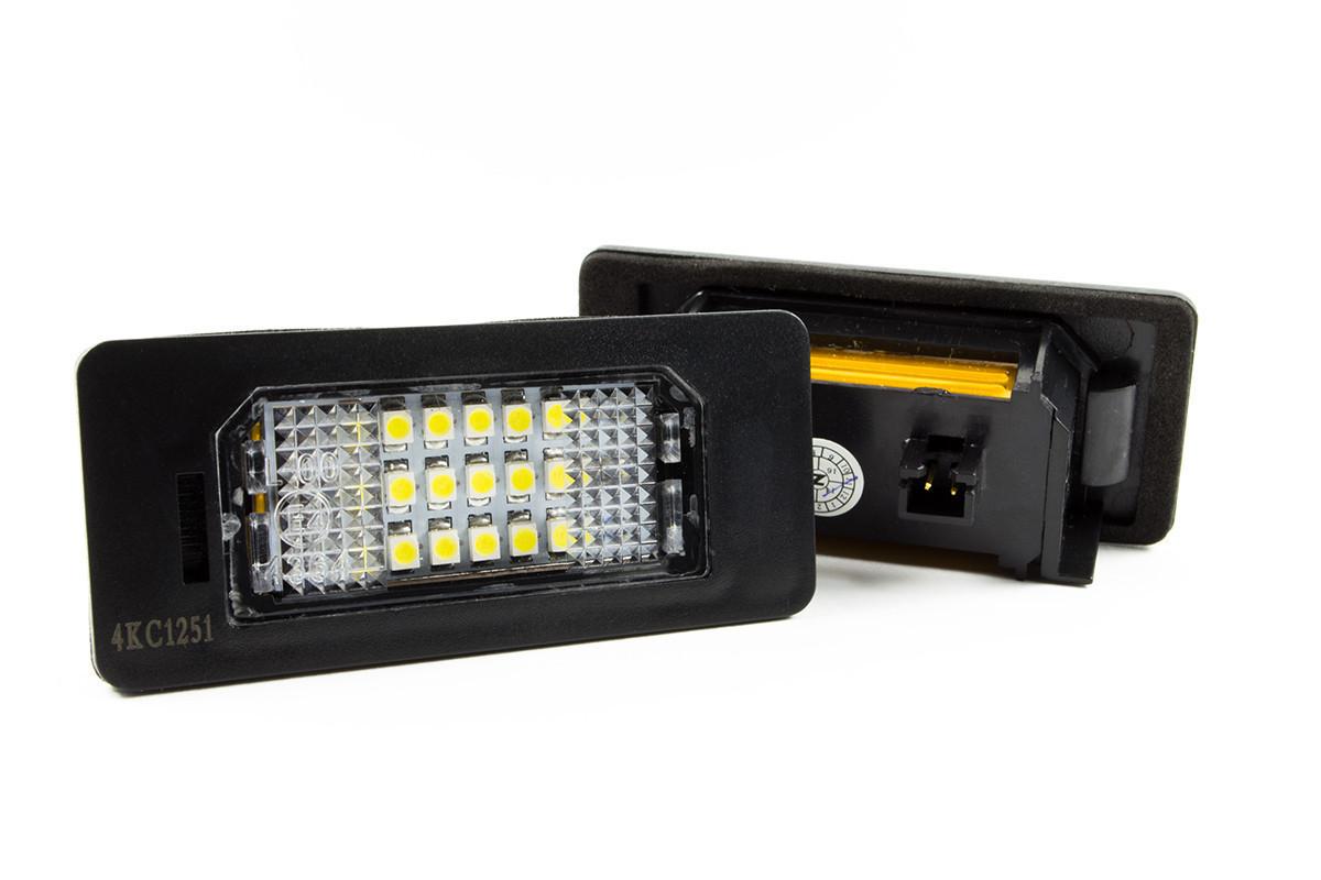 Подсветка заднего номера LED 6388200356 Mercedes Vito 638 V-Class вито