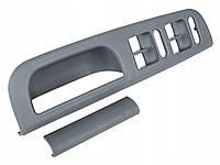 Ручка двери серая 3B1867171 VW Golf 4 IV Passat B5 Superb Bora Sharan