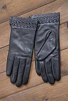 Женские кожаные сенсорные перчатки 3-949s1, фото 1