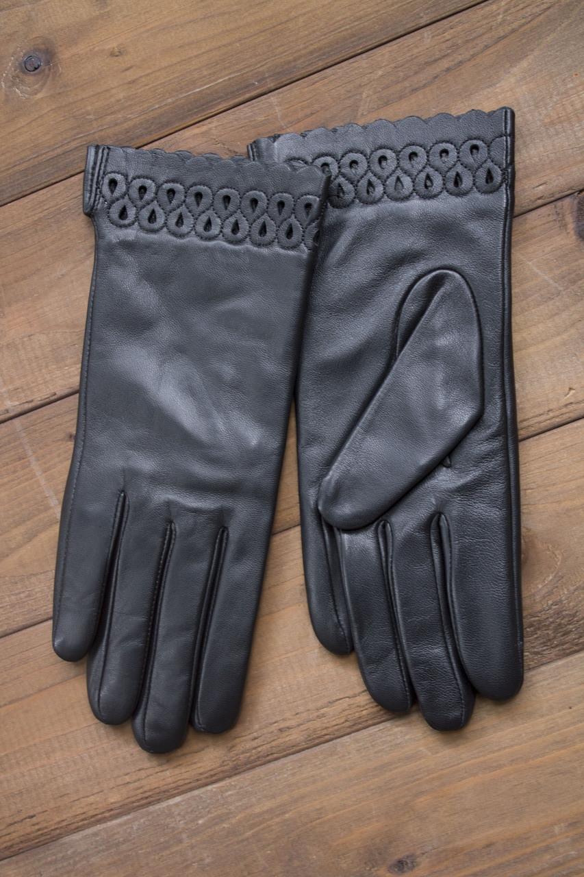 Женские кожаные сенсорные перчатки 3-949s1