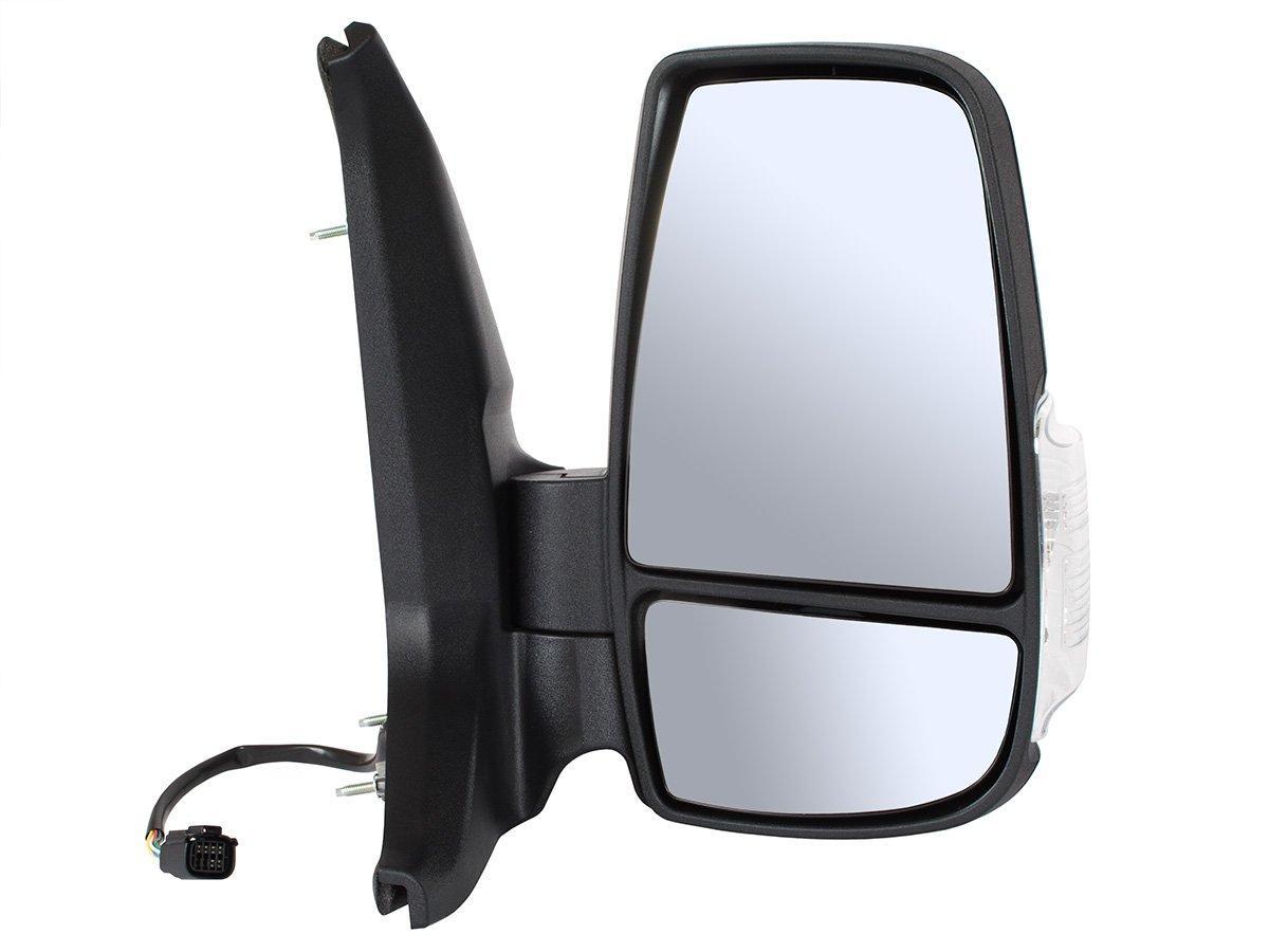 Зеркало в сборе Ford Transit Mk8 14-19