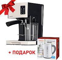 Рожковая кофеварка ARDESTO ECM-EM14S
