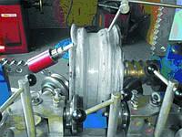 Стенд дископравильный для литых и стальных дисков Lotus V