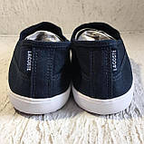 Слипоны кеды Lacoste MARICE 42 размер, фото 5