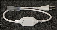 Кабель питания для светодиодных лент OEM PS 220В 5730-52 ip65