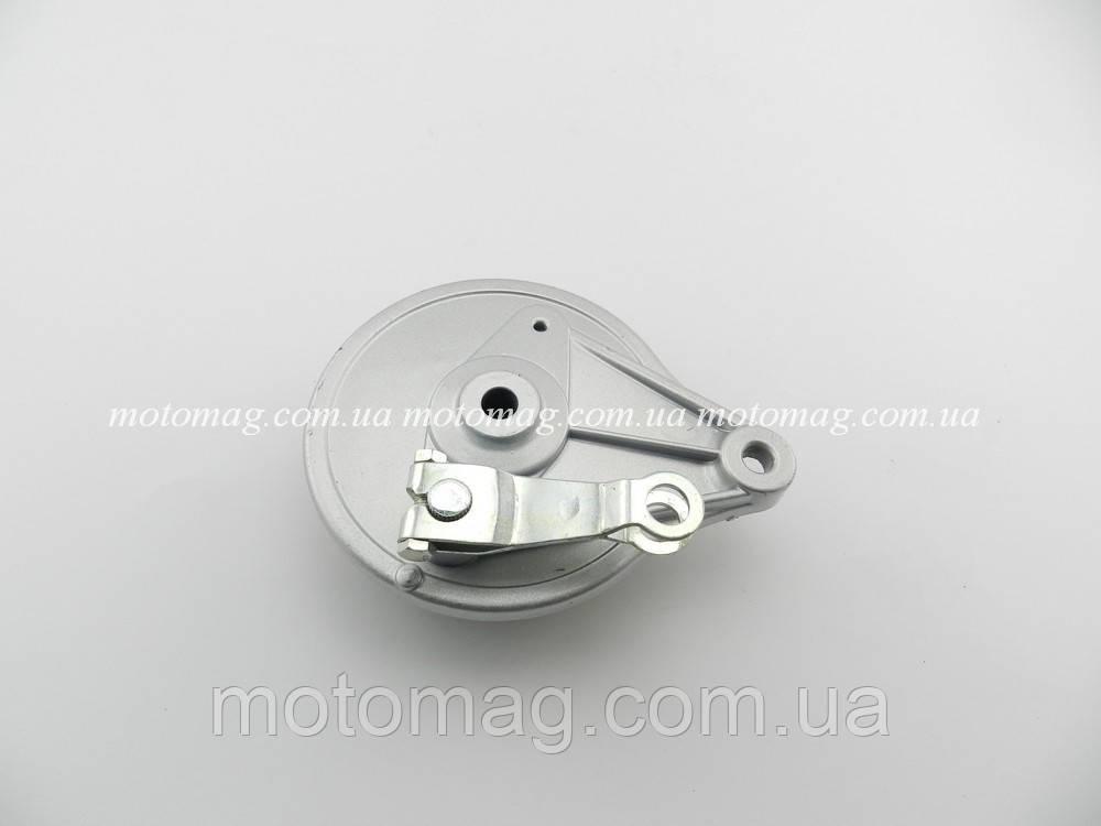 Тормозной барабан (ступица) Дельта/Альфа/Актив в сборе с колодками, задний