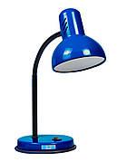 Лампа настольная LOGA L-7 Василек синий