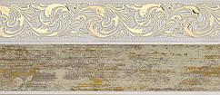 Лента декоративная, Бленда Ажур 4 №313 на потолочный карниз КСМ 70 мм, усиленный потолочный карниз
