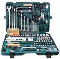 Универсальный набор инструментов 128 предметов S04H524128S (Jonnesway, Тайвань)