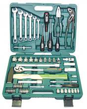 Універсальний набір інструментів 60 предметів S04H52460S (Jonnesway, Тайвань)