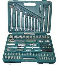Универсальный набор инструментов 82 предмета S04H52482S (Jonnesway, Тайвань)