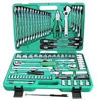 Универсальный набор инструментов 101 предмет S04H624101S (Jonnesway, Тайвань)