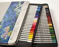 Карандаши цветные Marco Raffine 50 цветов 7100-50TN, фото 1